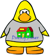 Ducky Diner T