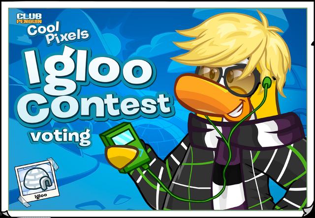 File:Cool Pixels Igloo Contest Ad.png