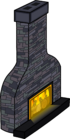 Cozy Fireplace sprite 002