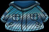Blue Winter Jacket icon
