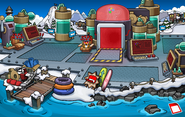 Inside Out Party Dock