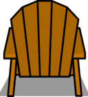 Lounging Deck Chair sprite 005