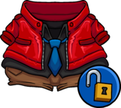Red Stylin' Jacket icon