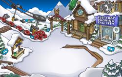 Ski Village 2015 arch