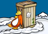 Penguin Pushin BIG BOX