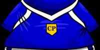 Blue Soccer Jersey