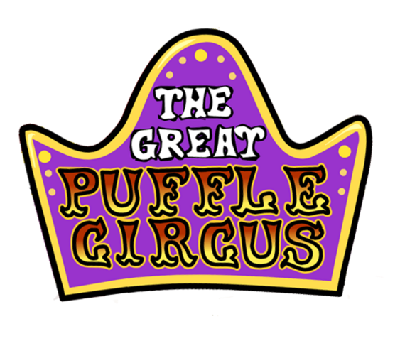 File:The Great Puffle Circus Logo.png