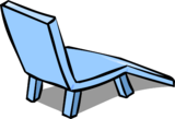 Blue Deck Chair sprite 004