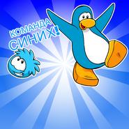 Go Blue Background photo ru