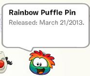 RainbowPufflePinSB