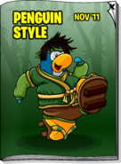 Penguin Style November 2011