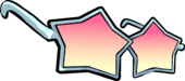 Pink Starglasses Icon