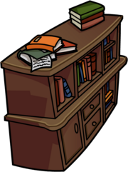 Bookshelf July 2012