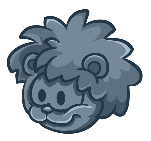 File:Lion Statue Pin.png