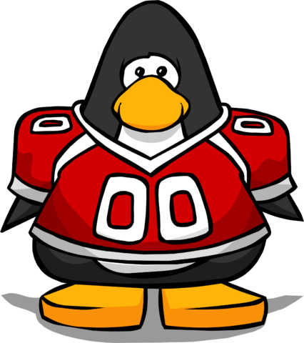 File:Red Football Jersey from a Player Card.PNG