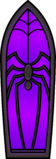 Black Widow Window sprite 006
