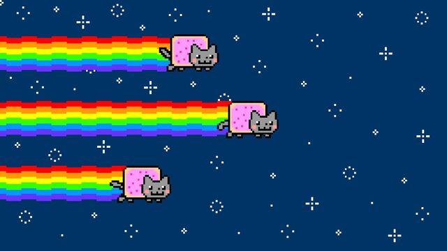 File:Nyan cat desktop 1366x768 wallpaper-1060595.jpg