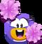 Emoji Cheering Face