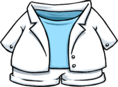 Glacier Suit clothing icon ID 4000