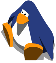 Penguin Chat 3 penguin