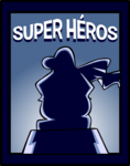 Superhero Stage Poster icon fr