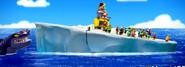 Tipping Iceberg