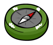 Compass Pin