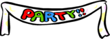 Party Banner sprite 005