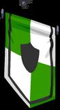 Green Banner sprite 009