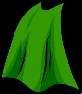 Green Cape icon
