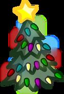 Holiday Party 2016 Tree emoticon
