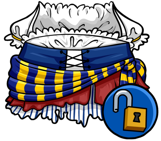 File:Blue Buccaneer Dress clothing icon ID 14527.png