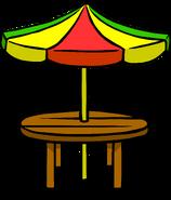 Umbrella Table sprite 001
