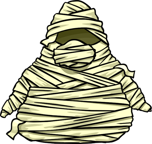 File:Mummy Costume clothing icon ID 789.png