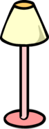 Pink Lamp sprite 001