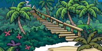 Treasure Cove Background