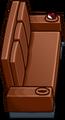 Brown Designer Couch sprite 027