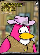Penguin Style July 2006