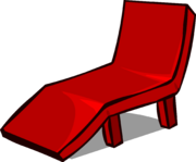 Plastic Deck Chair sprite 001