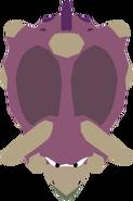 Triceratops sprite