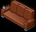 Brown Designer Couch sprite 006