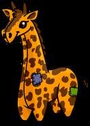 Giraffe sprite 001