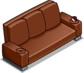 Brown Designer Couch sprite 031