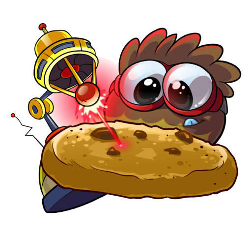 File:Brown Puffle Cookie Laser.png