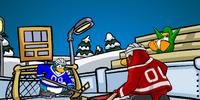Ice Rink postcard