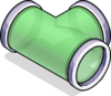 T-joint Puffle Tube sprite 061