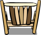 Log Chair sprite 005