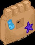 Sand Castle Wall sprite 005