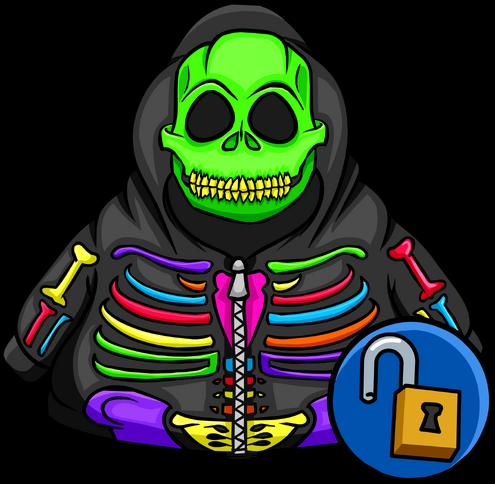 File:Neon Skeleton Hoodie.png