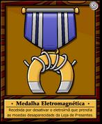 Mission 3 Medal full award pt